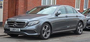 Mercedes benz E220d SE Automatic