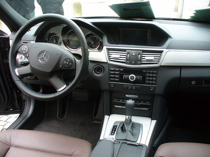 Mercedes benz avantgarde