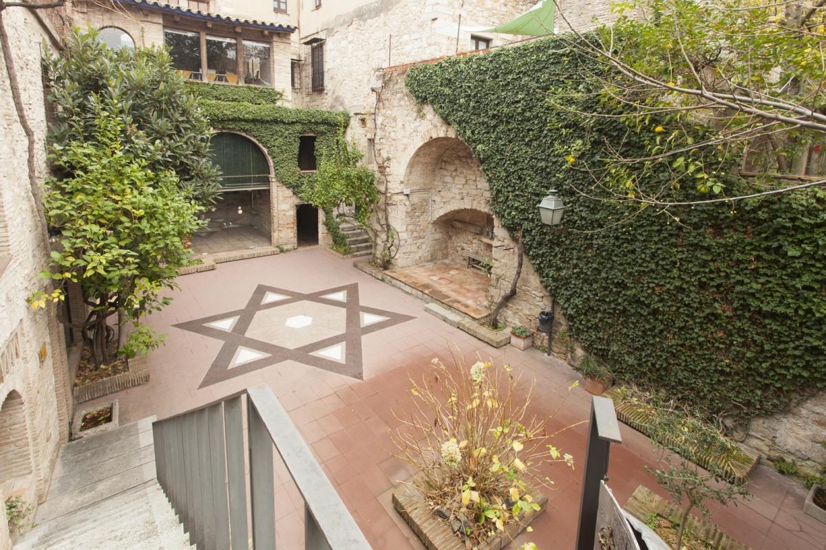 Barrio judio gerona